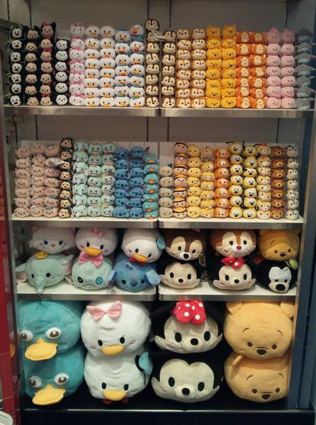 I really wanna collect lots and lots of Tsum Tsums I mean eep omigosh gimme~ .//w//.