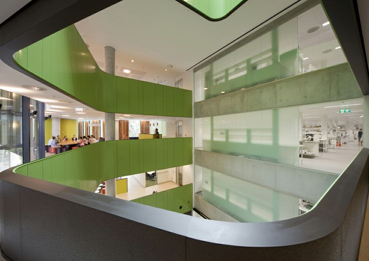 Lowy Cancer Research Centre, University of New South Wales, Sydney, Australia by Lahznimmo Architects + Wilsons Architects