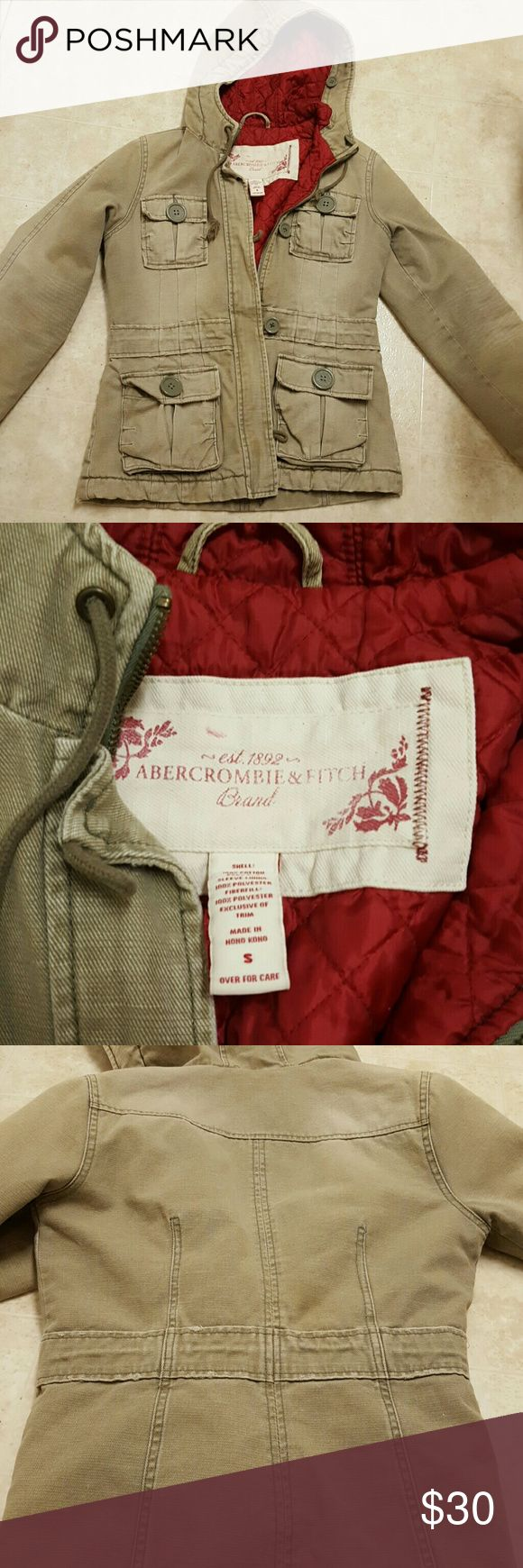 Abercrombie & Fitch winter jacket Abercrombie & Fitch winter jacket Abercrombie & Fitch Jackets & Coats