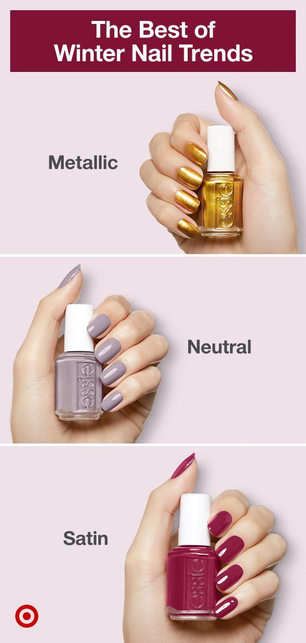 Dazzle Through The Holidays With Instaworthy Nails Find Polishes