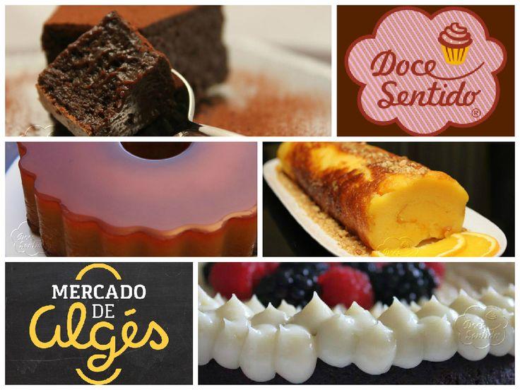 Com o fim de semana a chegar, descontraia e saboreie os nossos doces com os amigos no Mercado de Algés!