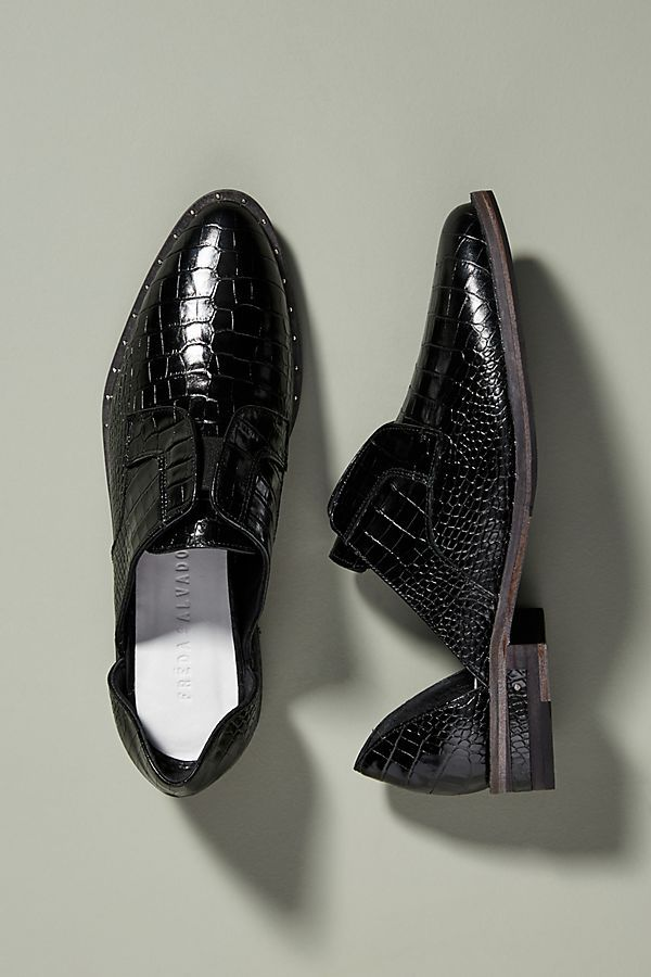 a986ade2f40 Freda Salvador Wear D Orsay Oxford Loafers