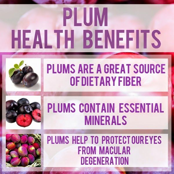 20 best images about Plums on Pinterest