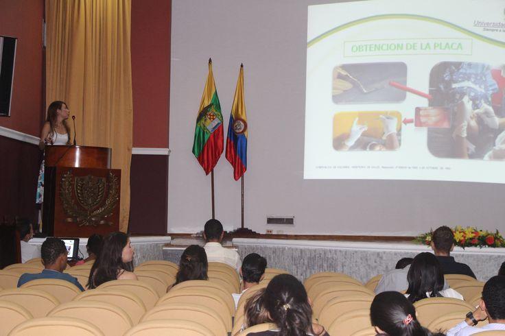 Inicia Convención Científica en la Universidad de Cartagena. #Unicartagena #Investigaciones