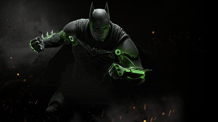 Batman in Injustice 2 - This HD Batman in Injustice 2 wallpaper is based on Injustice 2 Game. It released on N/A and starring Laura Bailey, Neal McDonough, Tara Strong, Grey DeLisle. The storyline of this Action Game is about: Injustice 2 Continues the epic cinematic story introduced in Injustice: Gods Among Us as... - http://muviwallpapers.com/batman-injustice-2.html #2, #Batman, #Injustice #Games