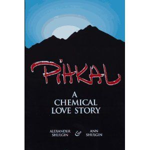 Pihkal: A Chemical Love Story: Amazon.co.uk: Alexander Shulgin, Ann Shulgin: Books