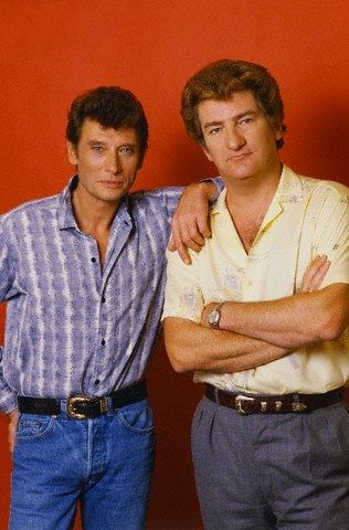 Johnny Hallyday & Eddy Mitchell