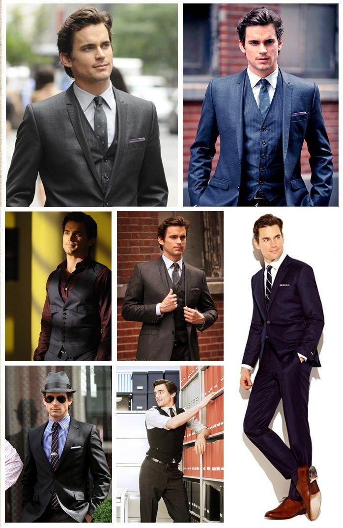 El estilo de Matt Bomer como Neal Caffrey (http://chezagnes.blogspot.com.es/2013/02/moda-fuera-de-serie-neal-caffrey.html)