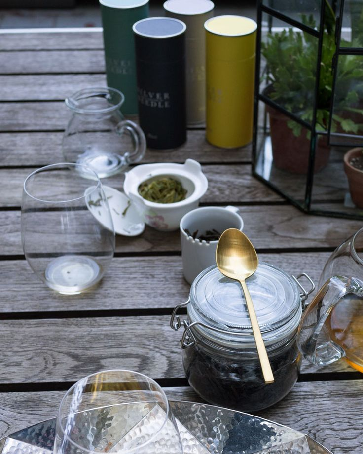 A Tea Tasting with Silver Needle Tea Co. — Oh, How Civilized