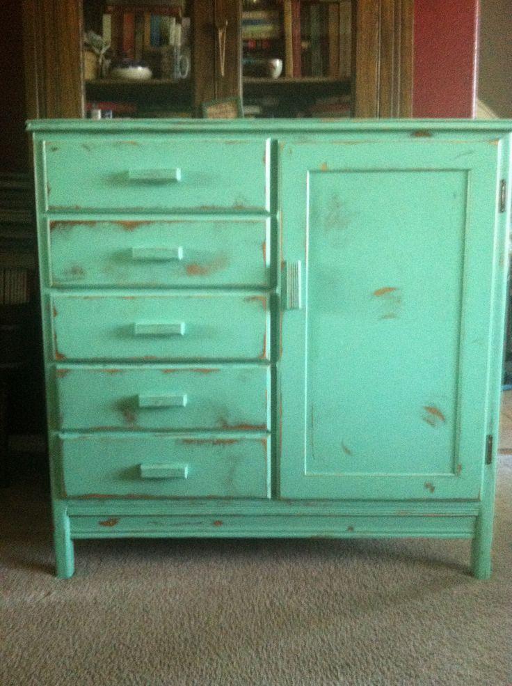 green baby furniture. vintage storkline childrens cabinetmint green shabbied baby furniturepainted furniture