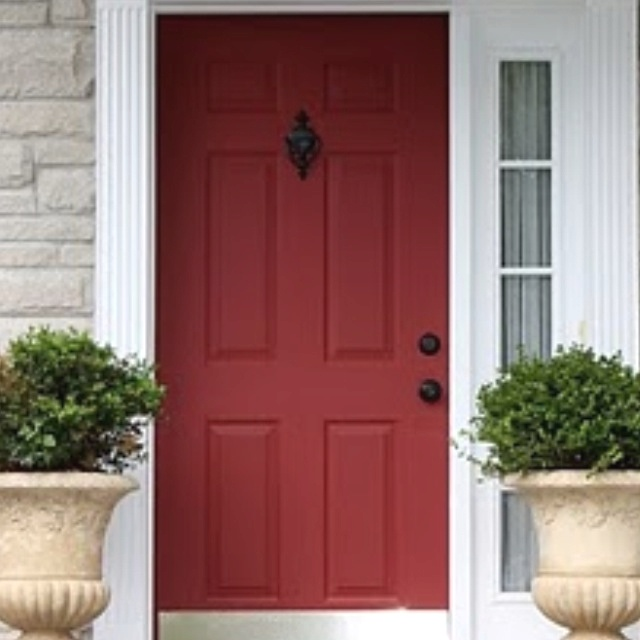 Great Ideas About Red Front Doors On Pinterest Door House With Best Looking