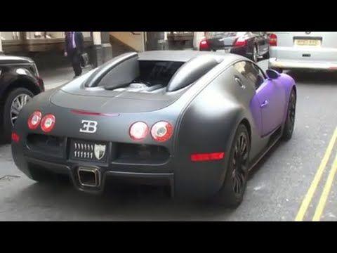Bugatti Veyron 1.5M AMAZING look in NEW YORK city