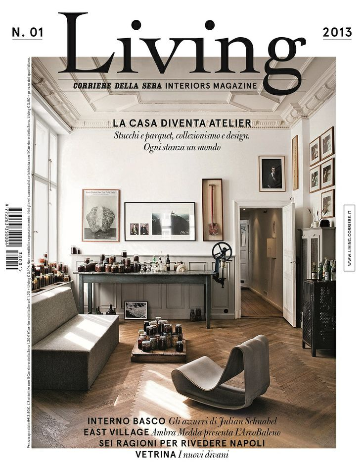 Living, issue 1