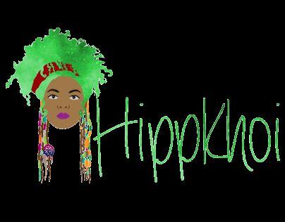 """Check out new work on my @Behance portfolio: """"HippKhoi Branding"""" http://be.net/gallery/50620171/HippKhoi-Branding"""