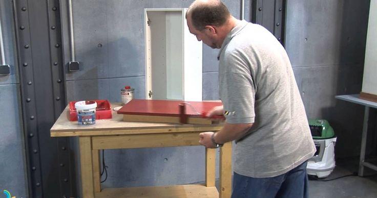 Cómo Pintar un Mueble de Melamina
