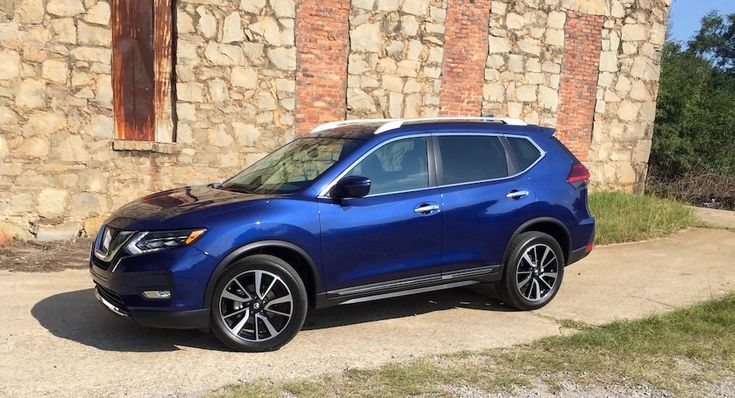 First Drive: 2017 Nissan Rogue Is Firmly Among The Herd