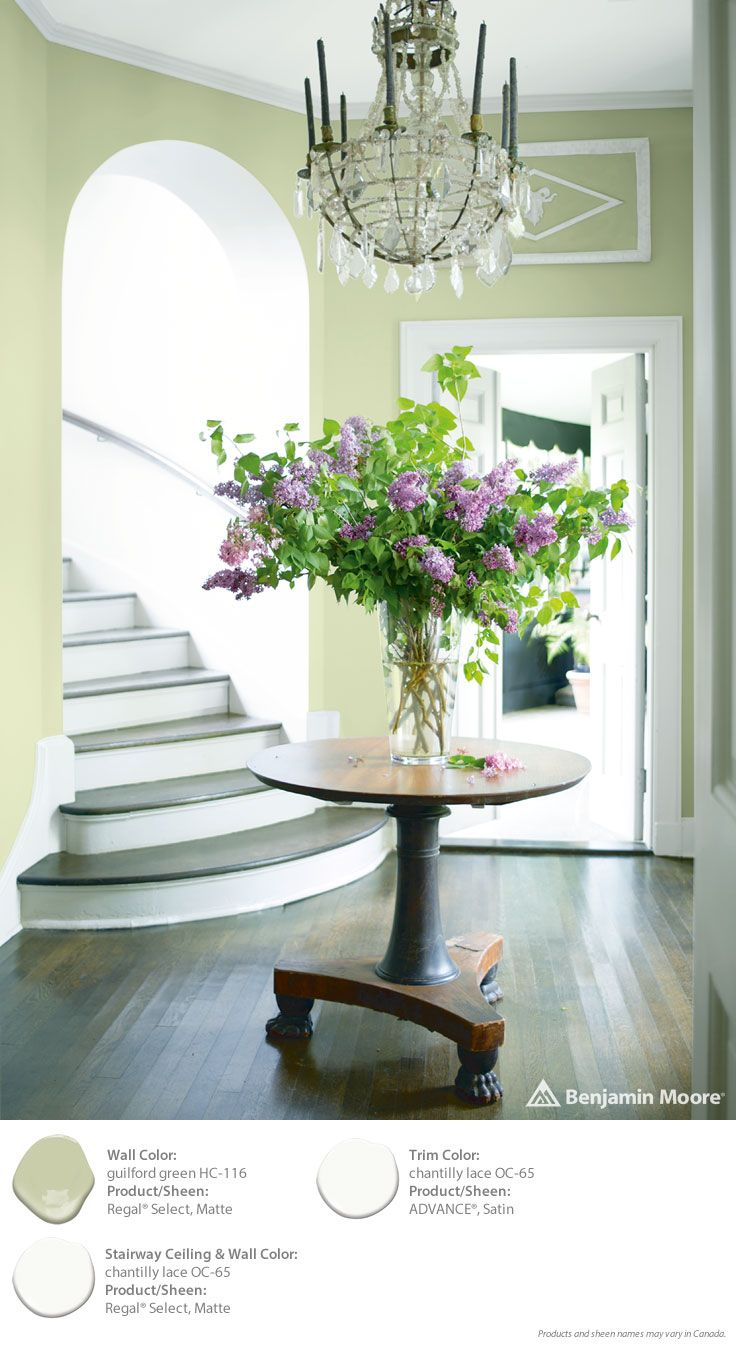 1000 images about color trends 2015 on pinterest for Benjamin moore chantilly lace