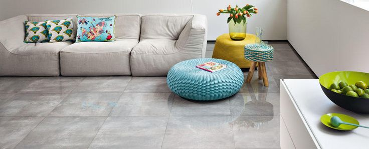 Epoxy - Glazed Porcelain Tiles