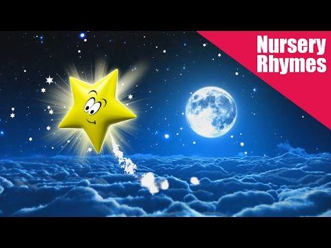 Twinkle Twinkle Little Star Nursery Rhyme - YouTube