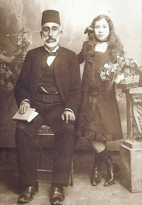 Atatürk'ünÖğretmeni Şemsi Efendi- Atatürk's teacher Şemsi Efendi