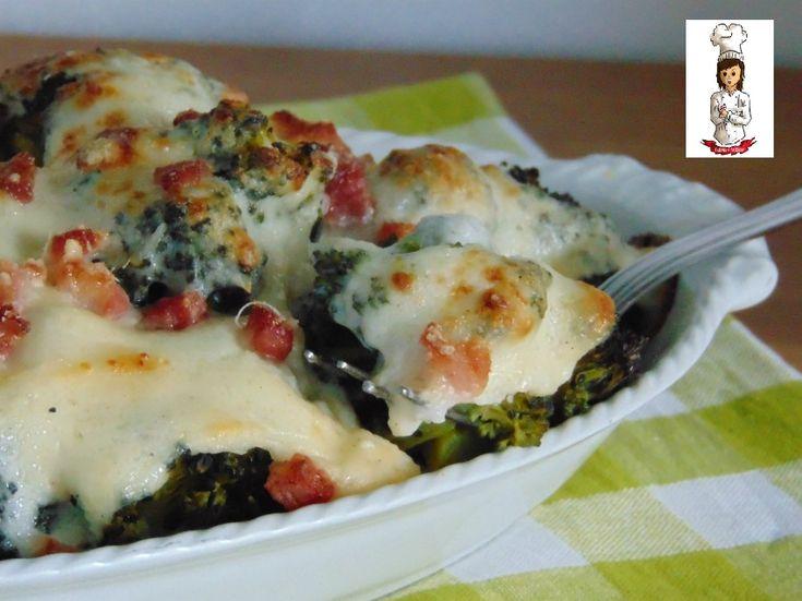 Broccoli gratinati