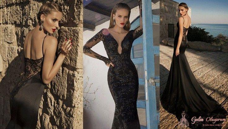 Siyah Gelinlik Modelleri  #black #weddingdress