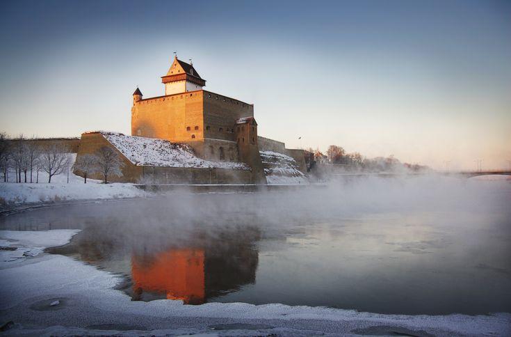 Zamek w Narvie