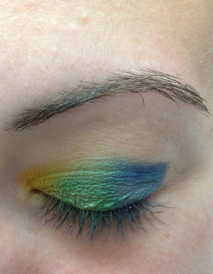 I colori del pavone