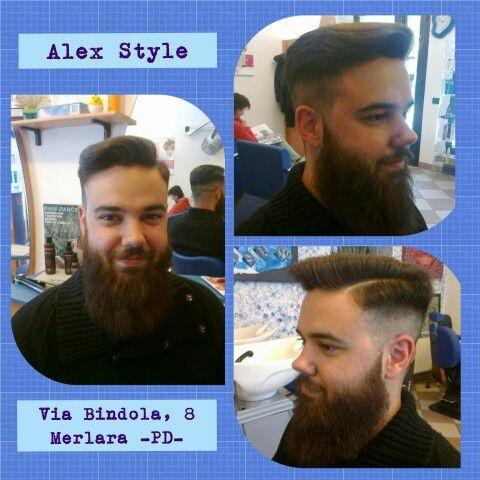 La moda del Nord Europa rivisitata da Alex Style! #look #hairstylist #parrucchiere #acconciatore #hairstyles #trends