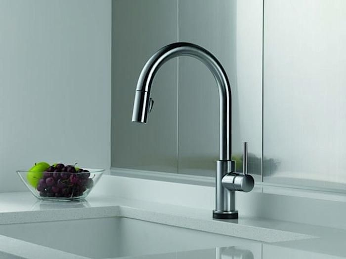 Delta Touch Faucet in Kitchen, Remodelista. $ 382.20, eFaucets.