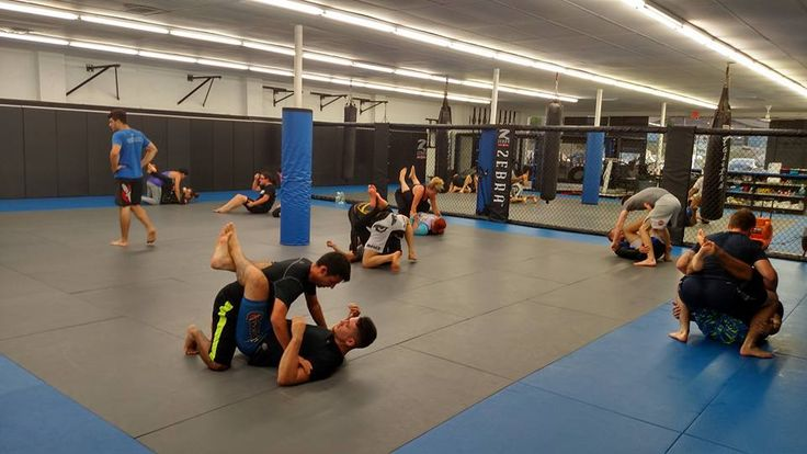 Our wednesday night no gi classes both kids and adults