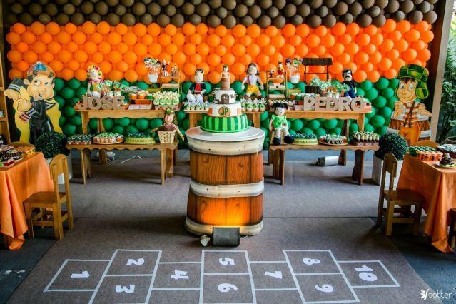 Decoração de Festa Infantil Chaves 2                                                                                                                                                                                 Mais