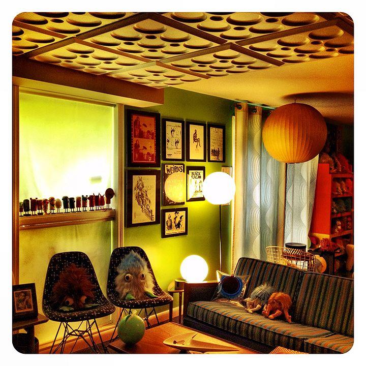 retro decor on gonked glooked and slurped blog - Retro Decor