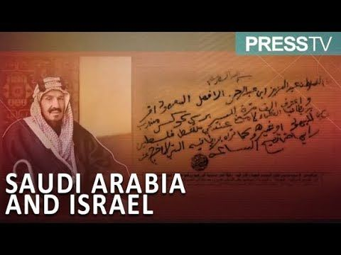 Historic revelation shows founder of Saudi Arabia offered Palestine away...