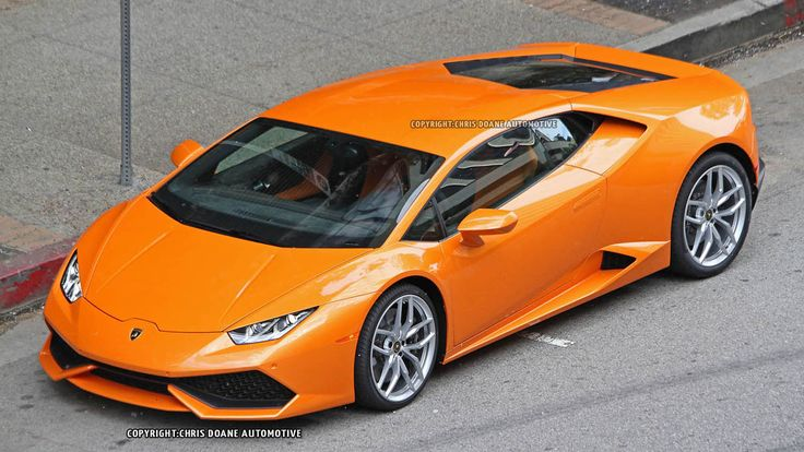 Spied! The Lamborghini Huracan hits the street for a video shoot