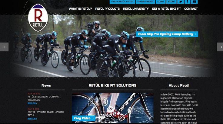 Fusionbox launches Retul.com.  Read the blog here: http://www.fusionbox.com/blog/detail/fusionbox-launches-new-bike-fit-website-for-retul/