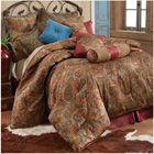 Delectably Yours San Angelo Southwestern Bedding Comforter Set & Accessories by Hi End Accents