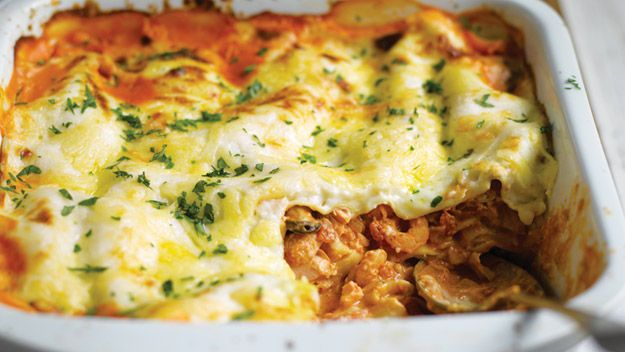 Seafood lasagne | Party in my Tummy! | Pinterest