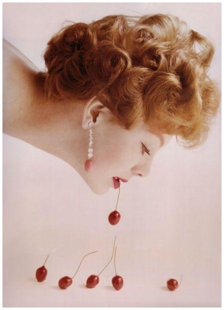 Guy Bourdin Vogue Luglio 1958