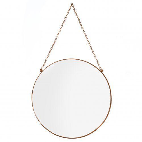 oliver bonas copper mirror - Google Search