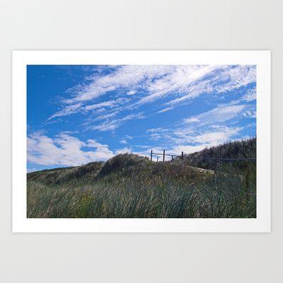 #Dunes of #Spiekeroog Art Print by Andrea Fettweis - $14.98