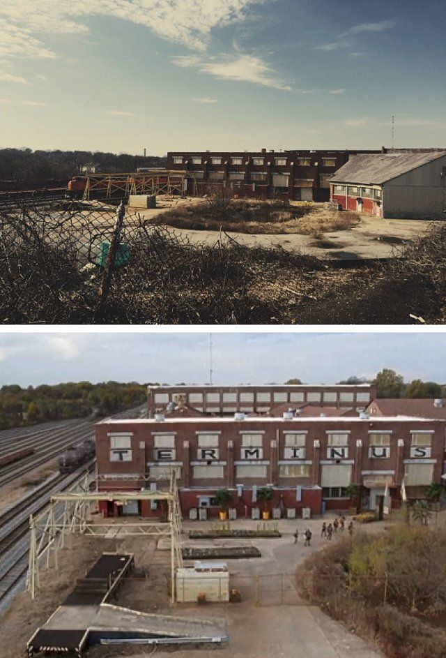 Relics of the Past: Do YOU Recognize These Creepy Abandoned Film and TV Sets?! | moviepilot.com