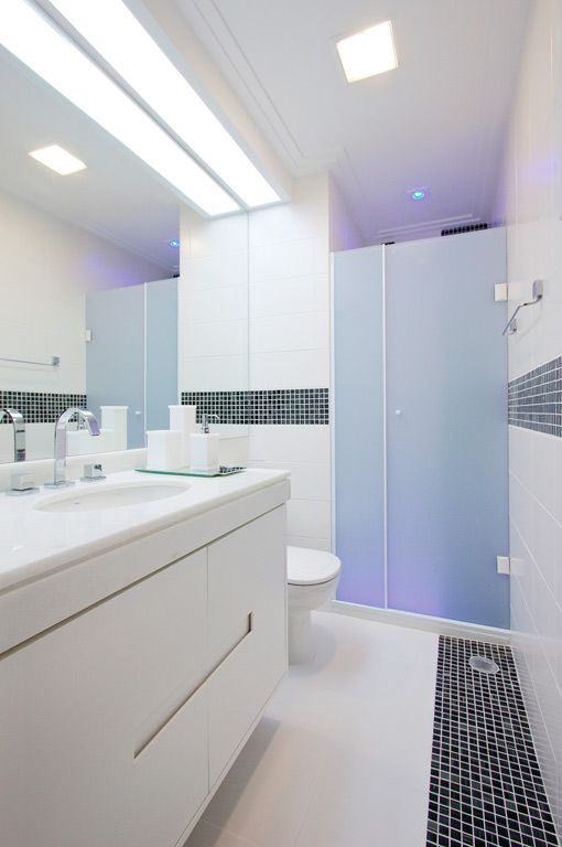 25 melhores ideias sobre l mpada fluorescente no for 80s bathroom ideas