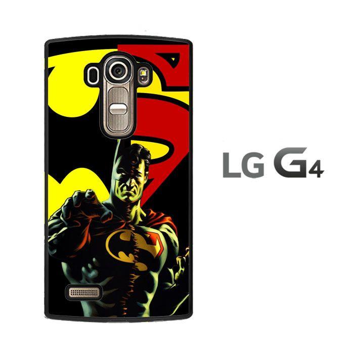 superman vs batman C0404 LG G4 Case