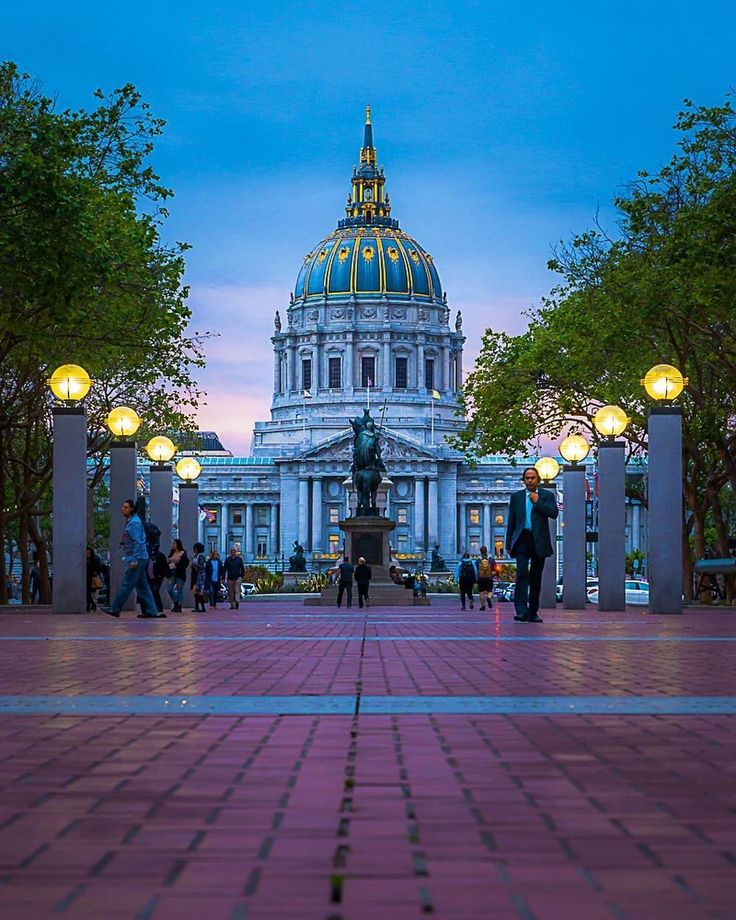 Civic center plaza by kuifjeinamerika sanfrancisco sf for Best architecture firms in san francisco
