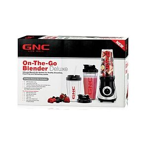 Gotta check this blender out! No dishes and no mess??? Sounds right up my alley!