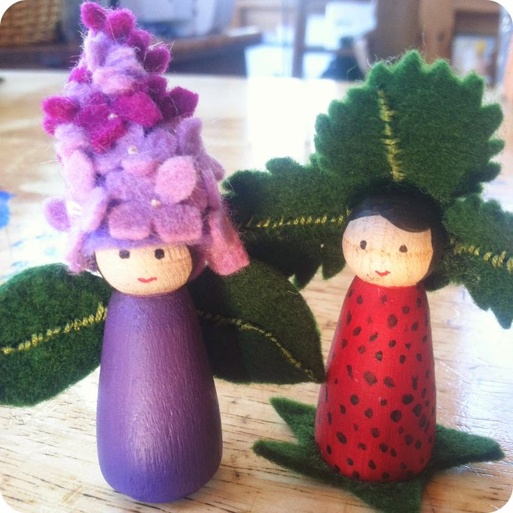 we bloom here: peg doll swaps :: photo gallery