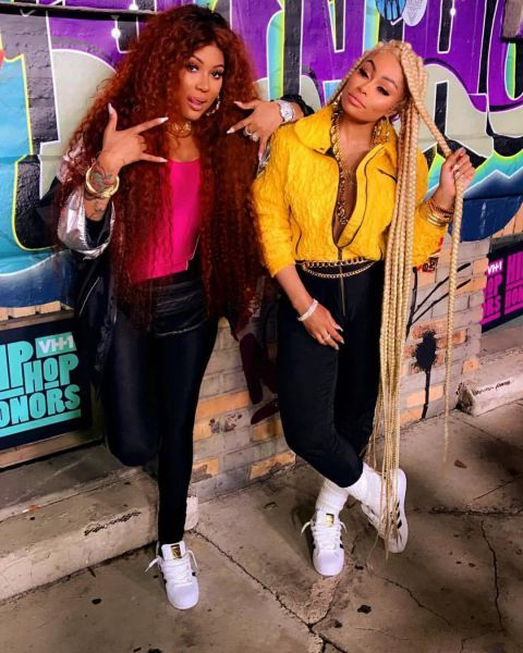 Dare To Go Lengthy With Your Braids? The reality tv star and mother of two shared a pics of her, rocking a lengthy blonde box braids while hanging out with a friend. Am i loving this hair? yes! wil…