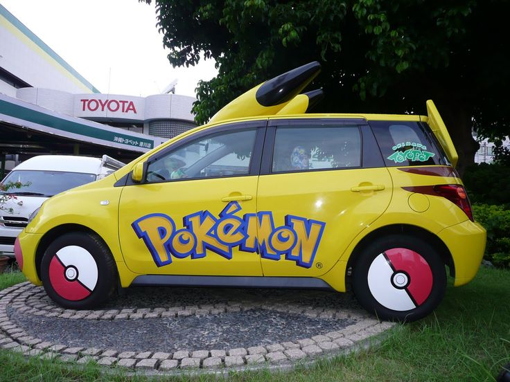 pokemonbedrooms pokemon car pokemonbedroom ideas