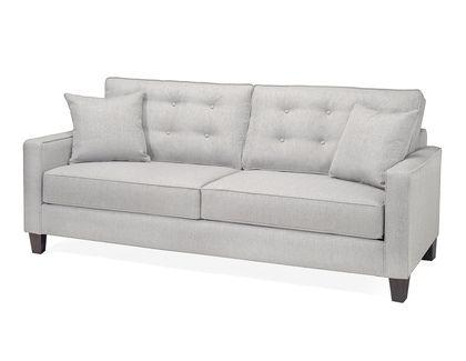 Comfort Pointe Taylor Sofa - Snow